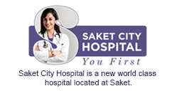 Triotree Client Saket Hospital